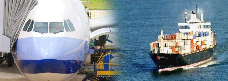Sea Air Cargo And Logistics - New Delhi India - Spice