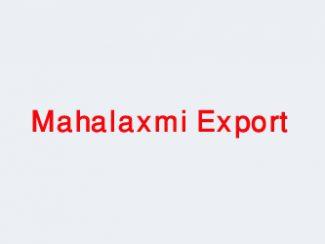 Mahalaxmi Export Jodhpur Rajasthan India