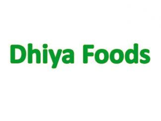 Dhiya Foods Chennai Tamil Nadu India