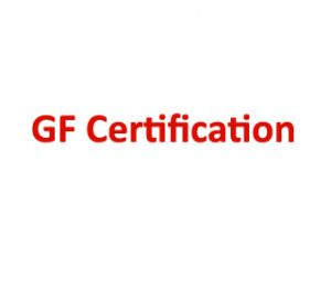 GF Certification - Vadodara Gujarat India