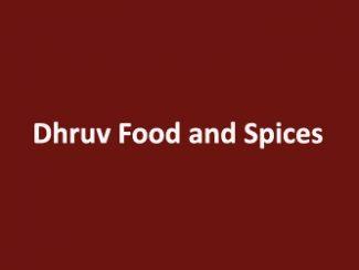 Dhruv Food and Spices Aligarh Uttar Pradesh India