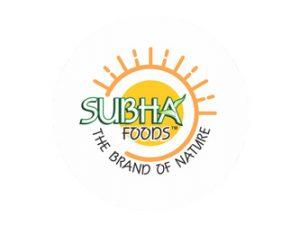 Subha Foods Mumbai Maharashtra India